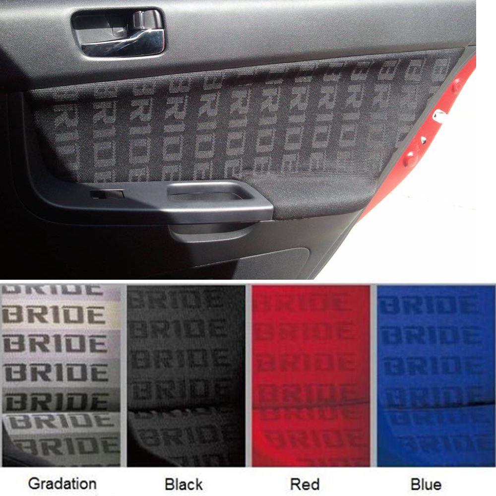 Sale 100cm X160cm Jdm Bride Racing Car Seats Auto Fabric Black Red Ae86 Corolla Usa Canada Ewd Wiring Diagrams For The Blue Seat