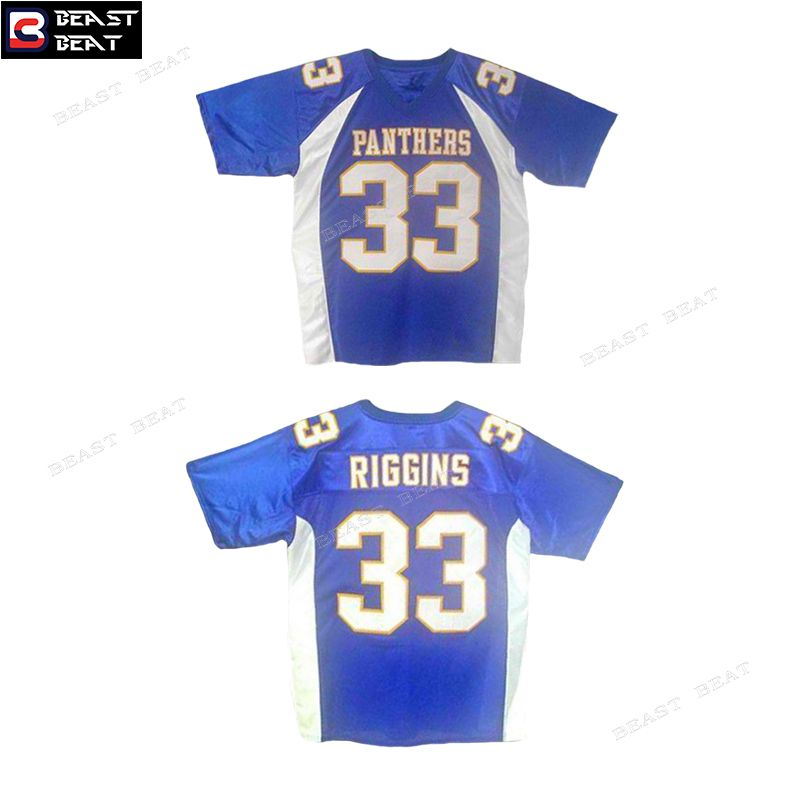 outlet store sale b471e 6ec26 Tim Riggins #33 Dillon Panthers Football Jersey Stitched ...