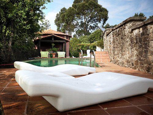 Novavila Enoturismo Wine Hotel Outdoor Furniture Outdoor Decor Outdoor Bed