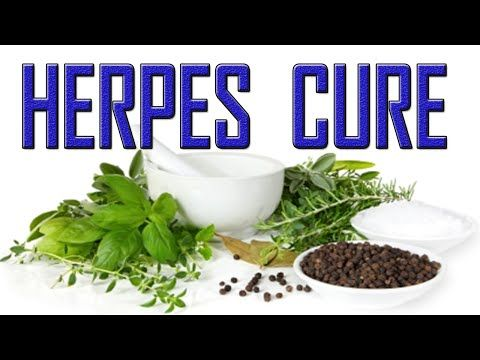 Natural cure for herpes thanks