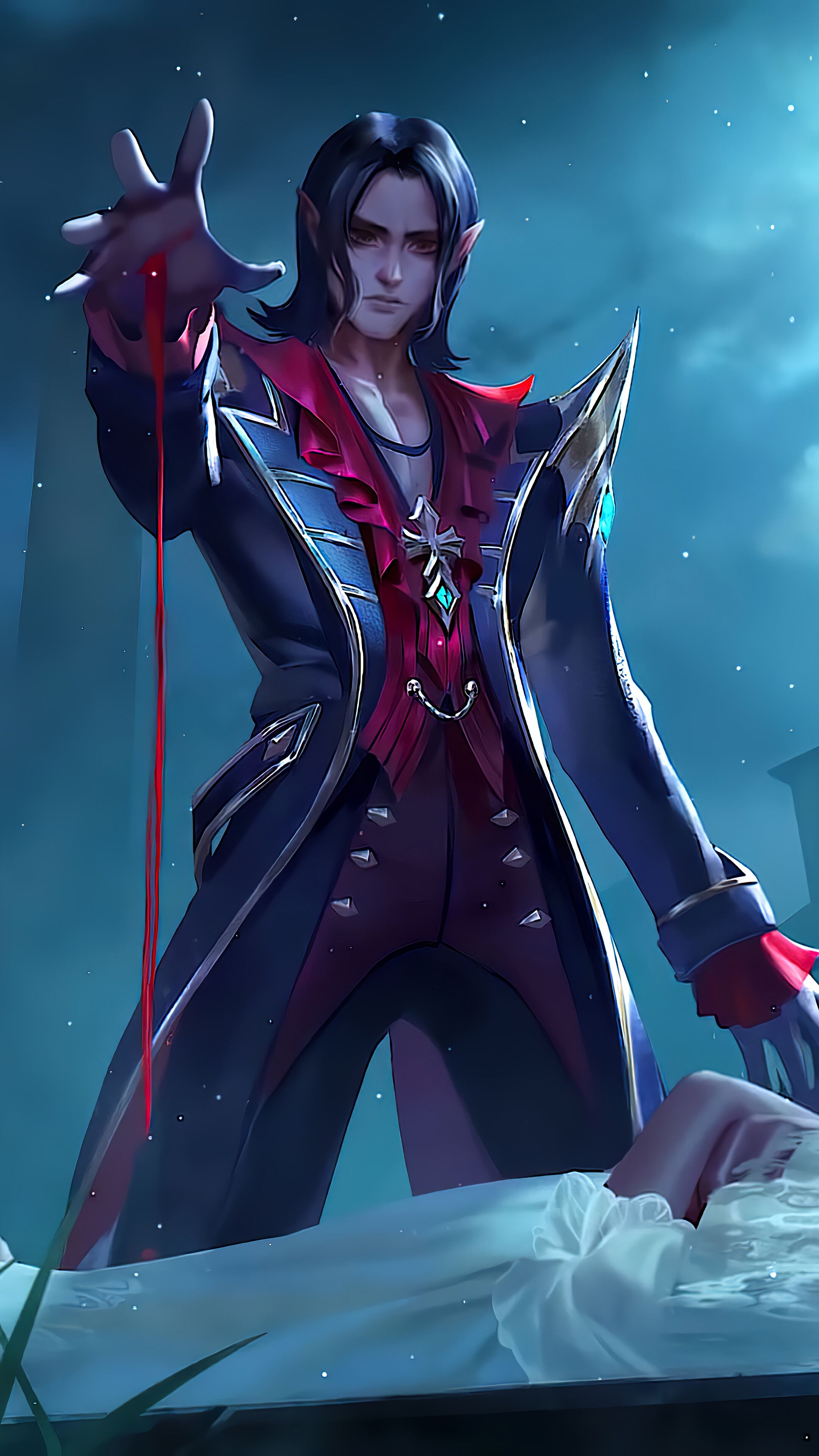 Cecilion Mobile Legends 4k Iphone 10 7 6s 6 Hd Wallpapers Images Backgrounds Photos And Pictures In 2020 Mobile Legend Wallpaper Mobile Legends Legend