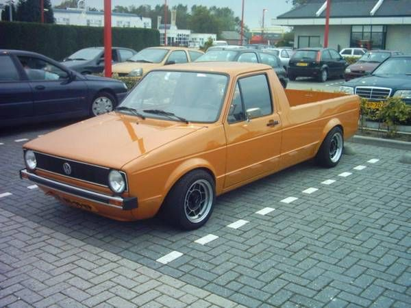 vw golf caddy pick up tol page 3 vw rabbit a k a caddy rh pinterest com