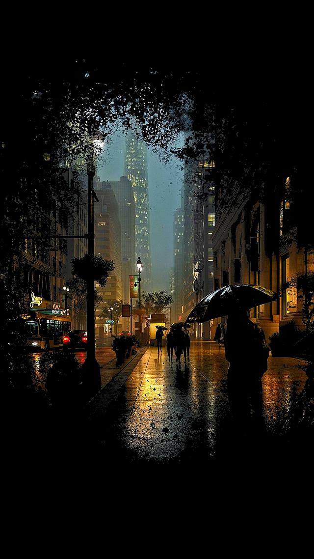 A Rainy Day pics in 2020 Rainy day wallpaper, Rainy