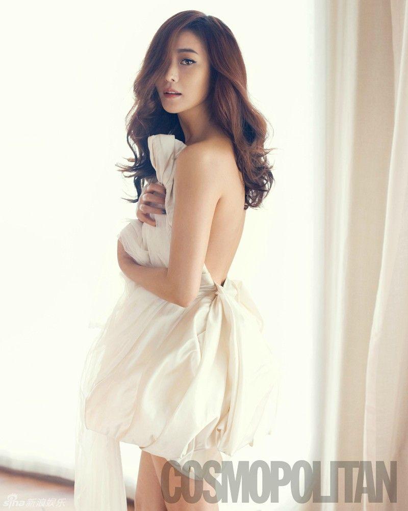 Scandal korean style dress