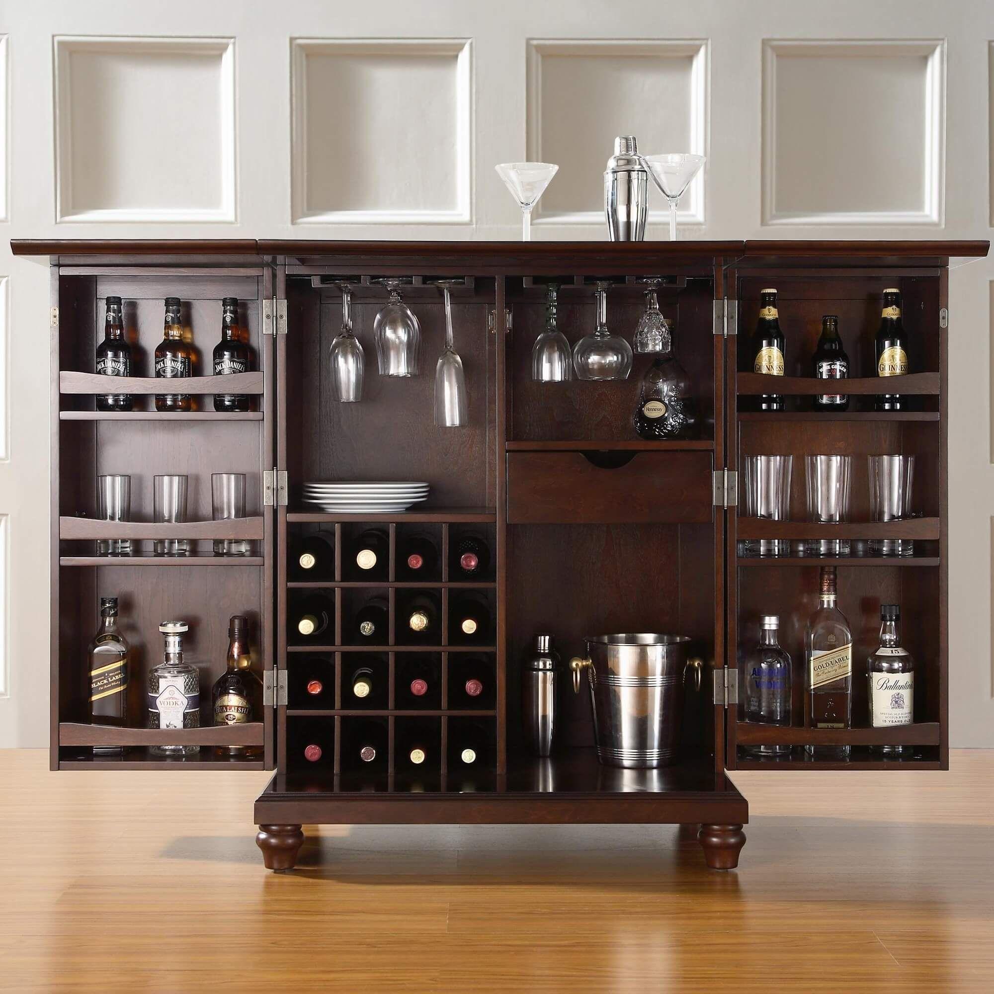 42 Top Home Bar Cabinets Sets Wine Bars 2020 Home Bar