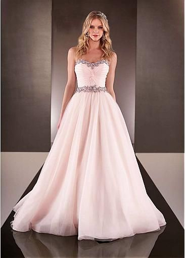 Gorgeous Discount Wedding Dresses Hermosos vestidos de novia con ...