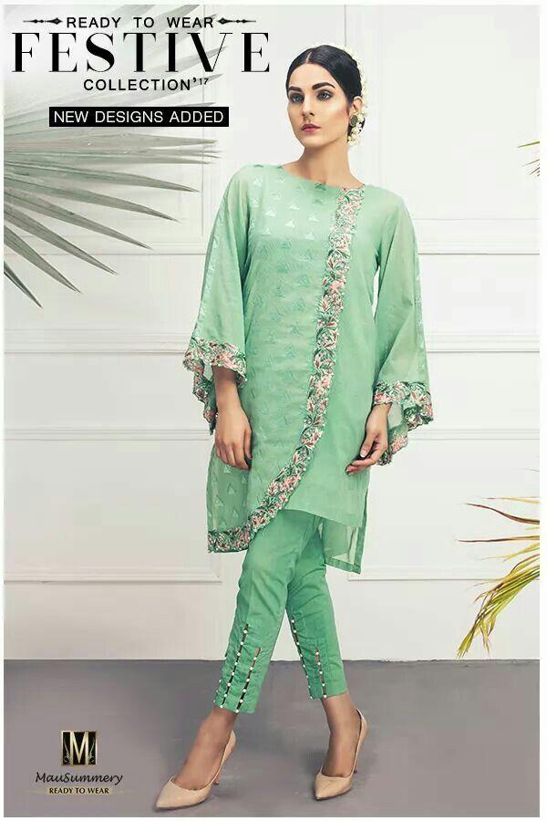 10d0802aed66d Pants Salwar Designs, Blouse Designs, Fashion Pants, Women's Fashion Dresses,  Simple Dresses