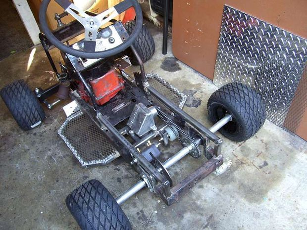 How To Make A Racing Lawn Mower Updated Lawn Mower