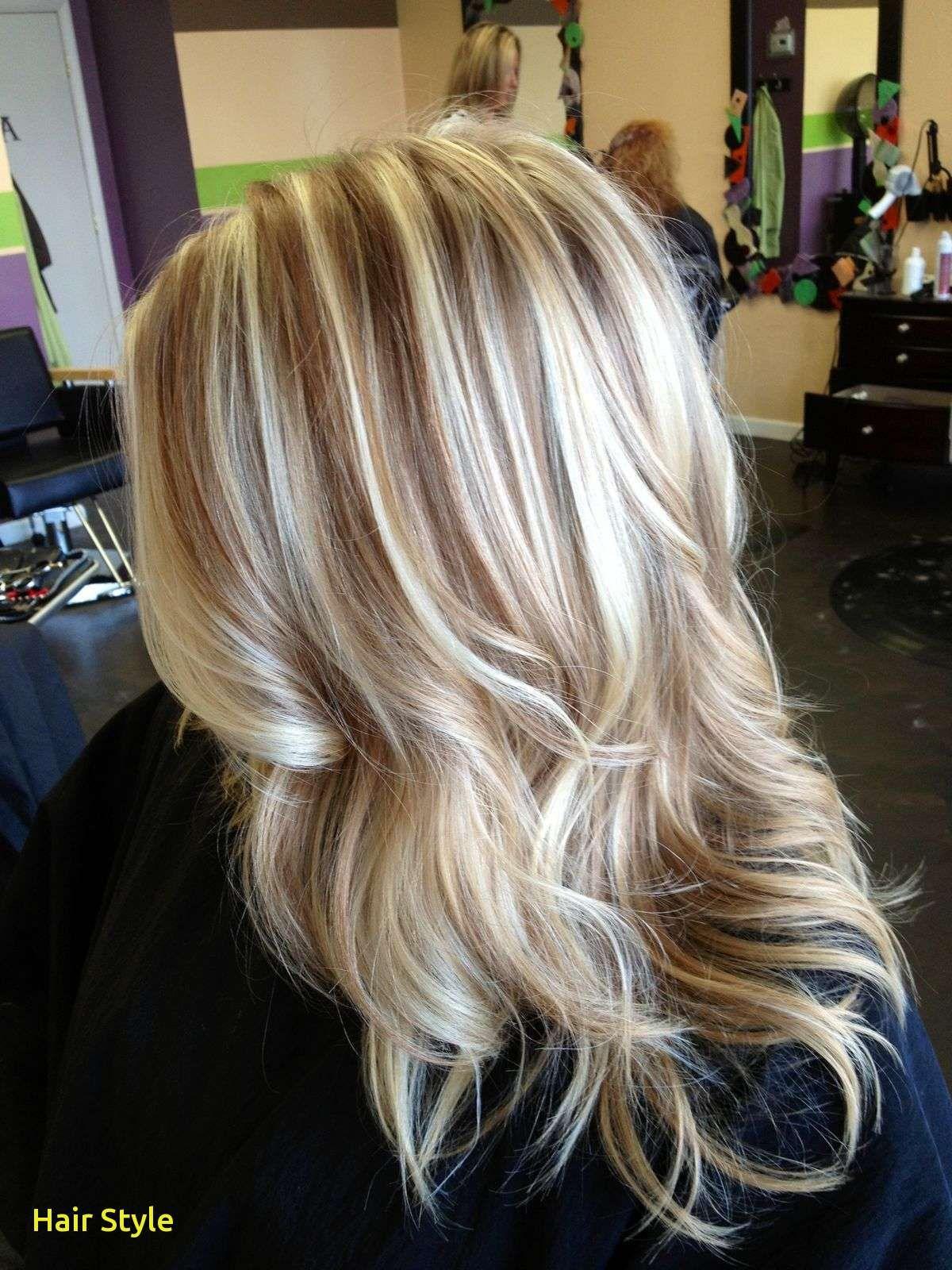 Haare dunkle strähnen in blonde kann ich