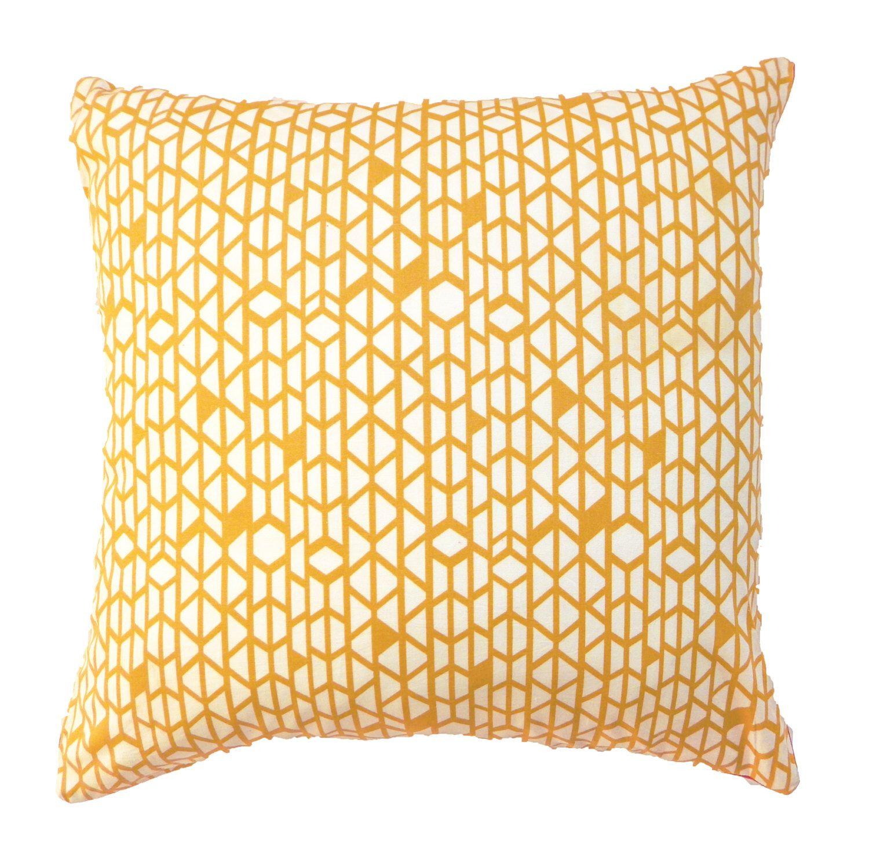 Geometric Print Cushion Cover Scandinavian Print Cushion