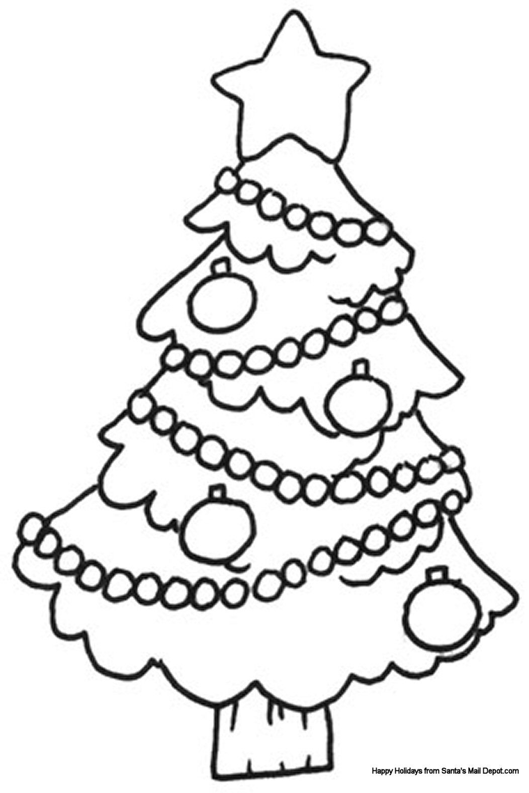 Christmas Coloring Pages Printable Christmas Coloring Pages Christmas Tree Coloring Page Christmas Pictures To Color