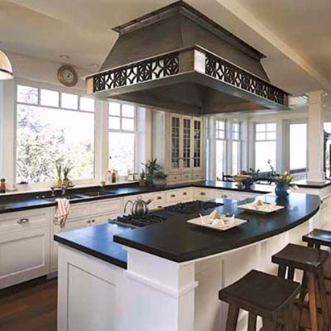 48 Cool Vent Hoods To Accentuate Your Kitchen Design | DigsDigs