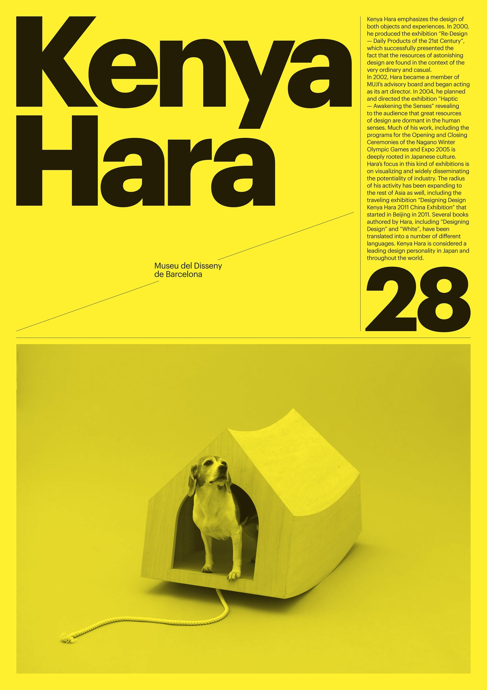 Barcelona Design Museum | Modern Typography and Graphic ...