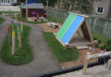 Natural Playground Design Ideas, Pictures, Remodel, and Decor ...