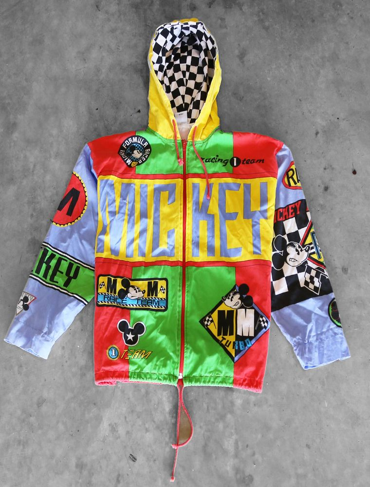 1ddd48e769d20 Image of Mickey and Co Racing Jacket SMALL/MEDIUM | Dope Board in ...
