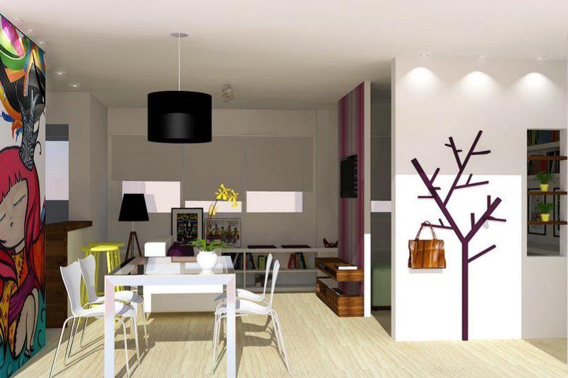 Interiores: Apartamento