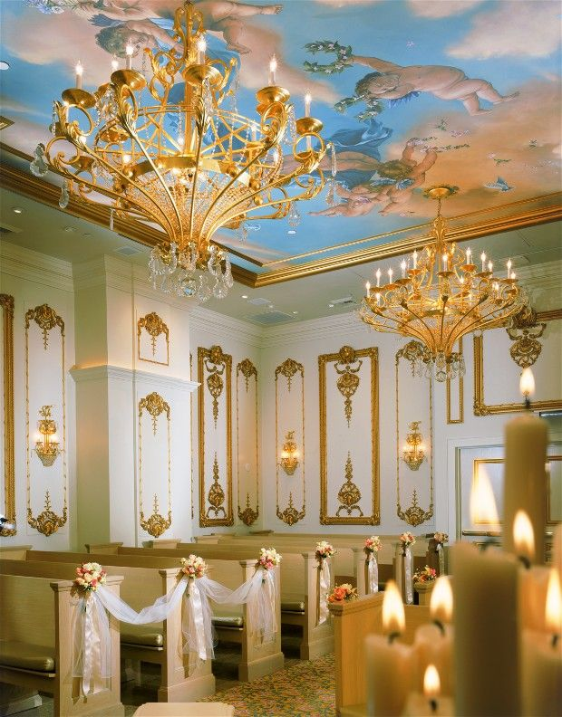 Pictures Of Las Vegas Wedding Chapels