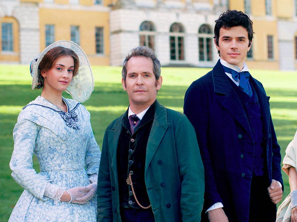 Have You Seen Doctor Thorne The Charming Miniseries Penned By