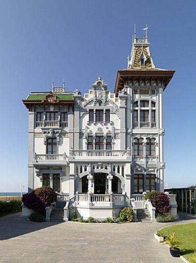 Alejandro bra a casas de indianos asturias espa a casas y casas abandonadas - Casa de asturias madrid ...
