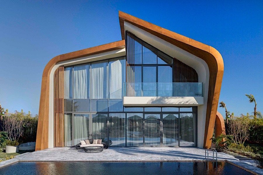GAD Architecture Villa in Antalya GAD Architecture