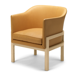 Products   Carl Hansen U0026 Søn This Small, Low Easy Chair Is Part Of A