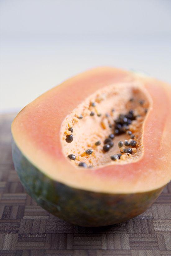 Taste The Rainbow With Spicy Mango Papaya And Cabbage Slaw Recipe Eat Healthy Healthy Happy