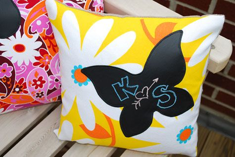 Once again this pillow is awesome! I will try to make it!