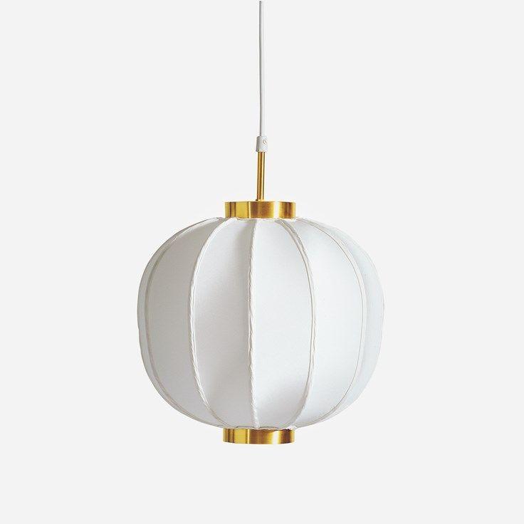 Assembly ceiling lamp 2538 40 cm brass josef frank svenskt tenn
