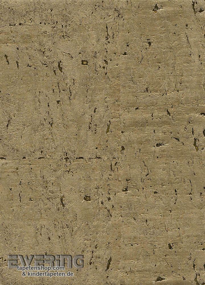 23 213828 vista 5 rasch textil gr n gold kork tapete. Black Bedroom Furniture Sets. Home Design Ideas