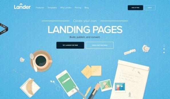 50 Beispiele Fur Eine Aussergewohnliche Landingpage Startseiten Landingpage Design Web