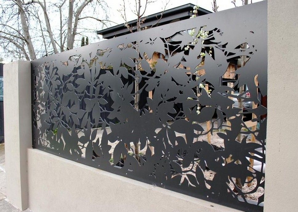 Decorative Metal Fence Panels Google Search Fence
