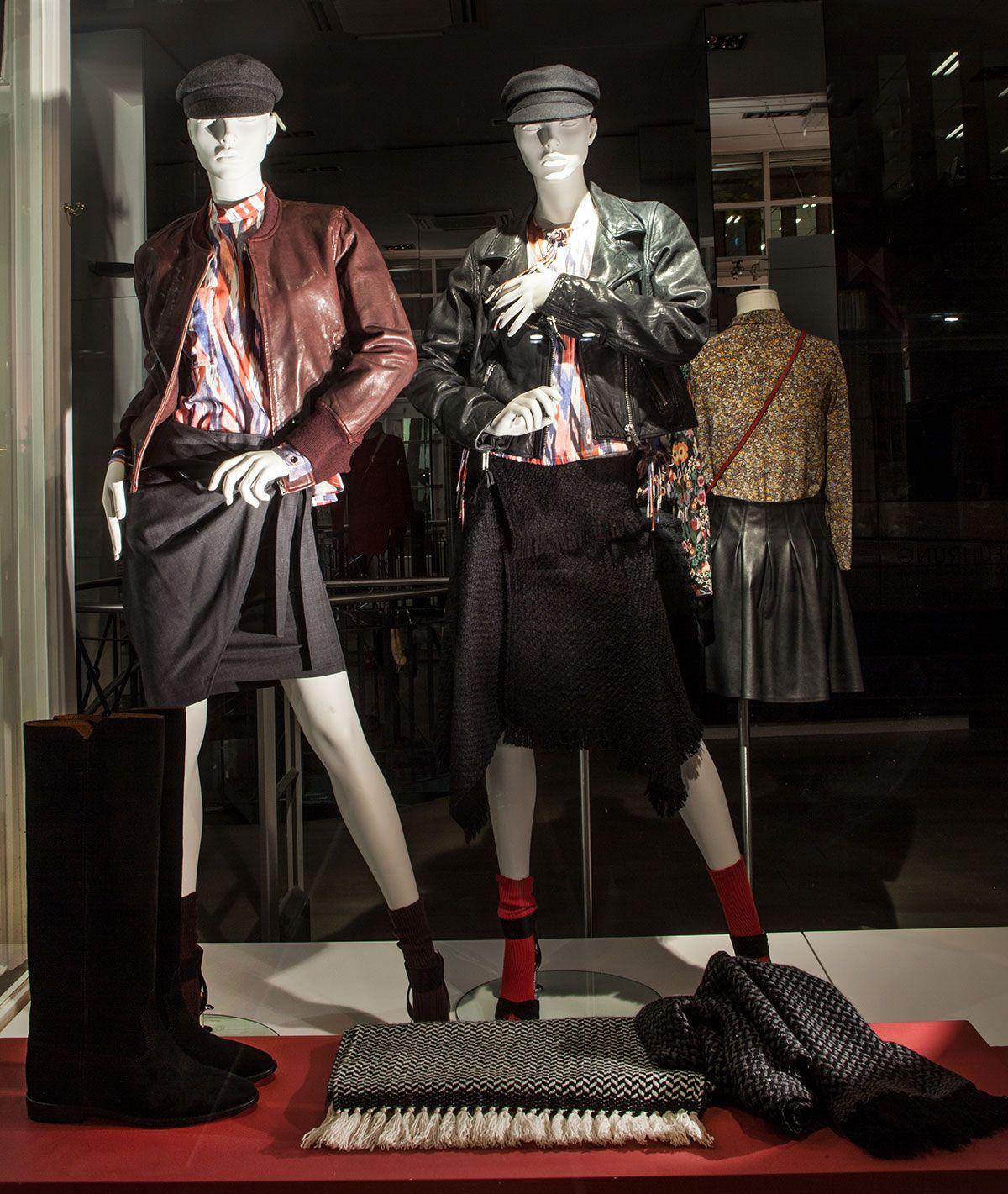 Farrow And Düsseldorf autumn windows 2016 eclectic boheme at jades store jades