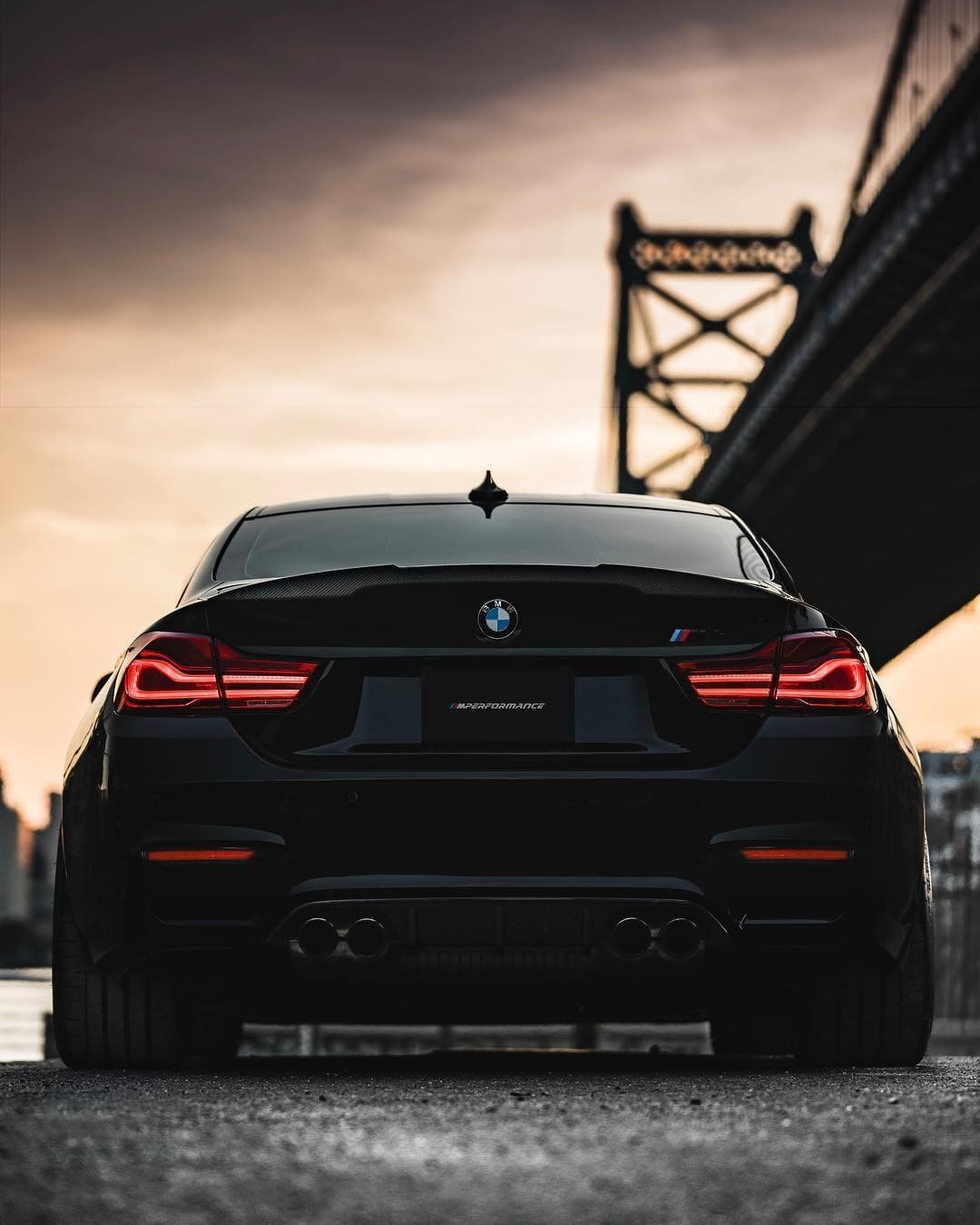 Bmw F82 M4 Competition In Black Sapphire Metallic Shadow M4 Bmw