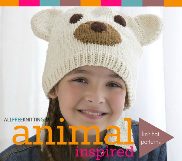 Animal inspired knit hat patterns knitted hat patterns knitted animal inspired knit hat patterns dt1010fo