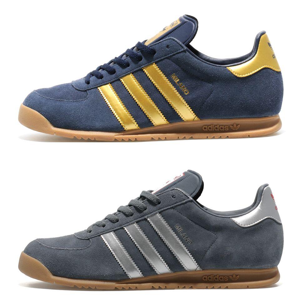 adidas Originals Milano – size? exclusive - size? blog | Adidas ...