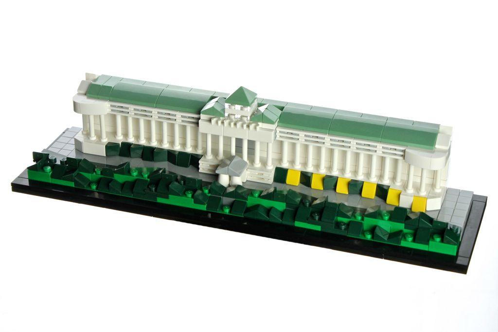 The Grand Hotel Lego Architecture Lego Grand Hotel