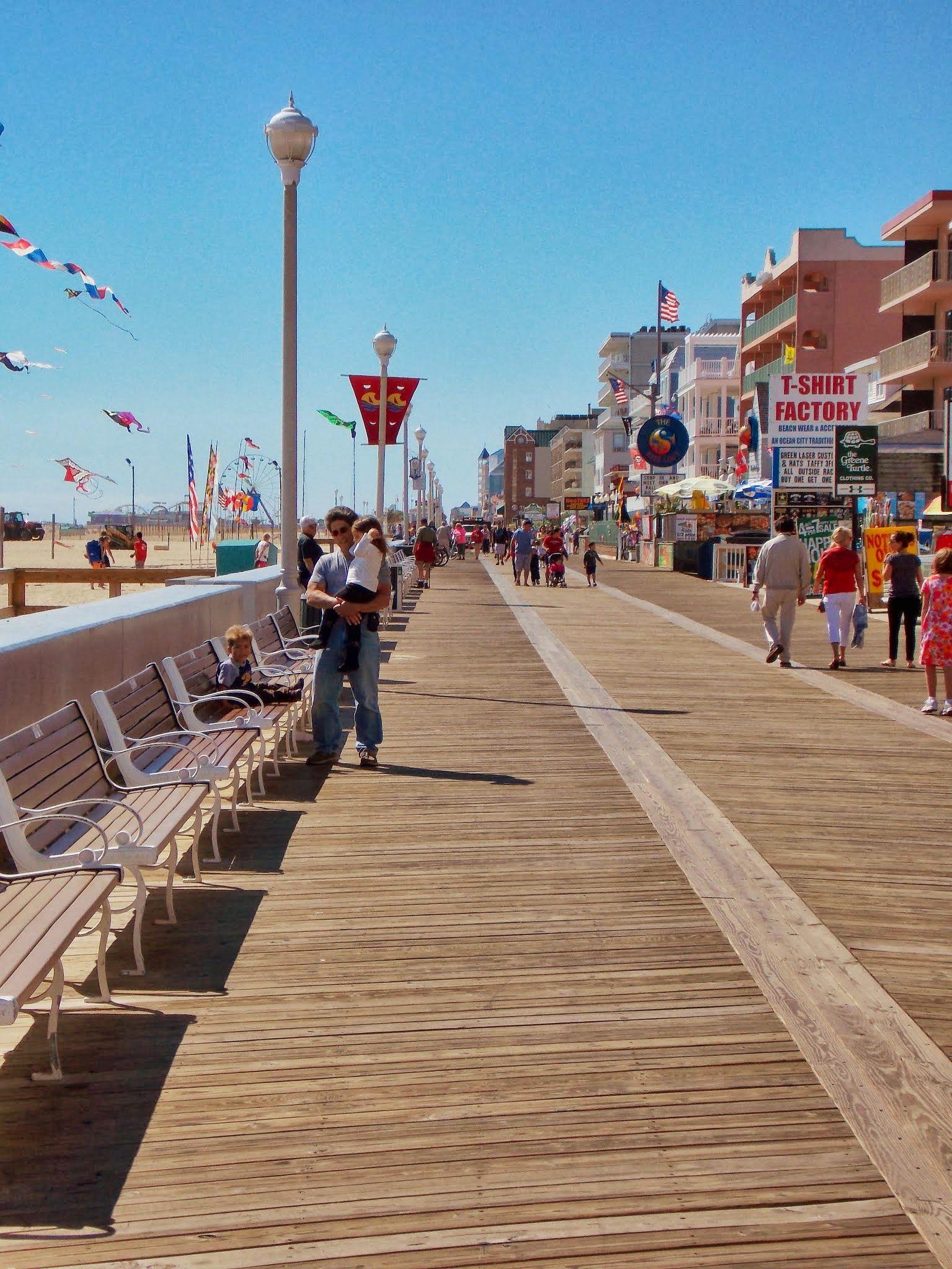 fager s island ocean city maryland coastalliving com view of rh pinterest com