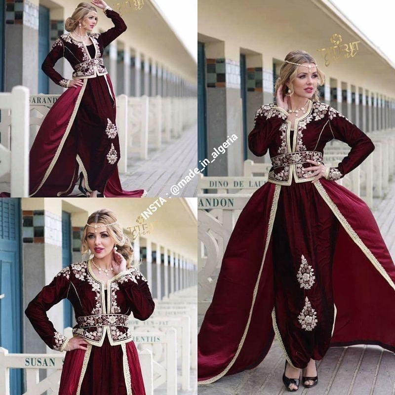 karakou algérois qeftan Pinterest Middle eastern fashion