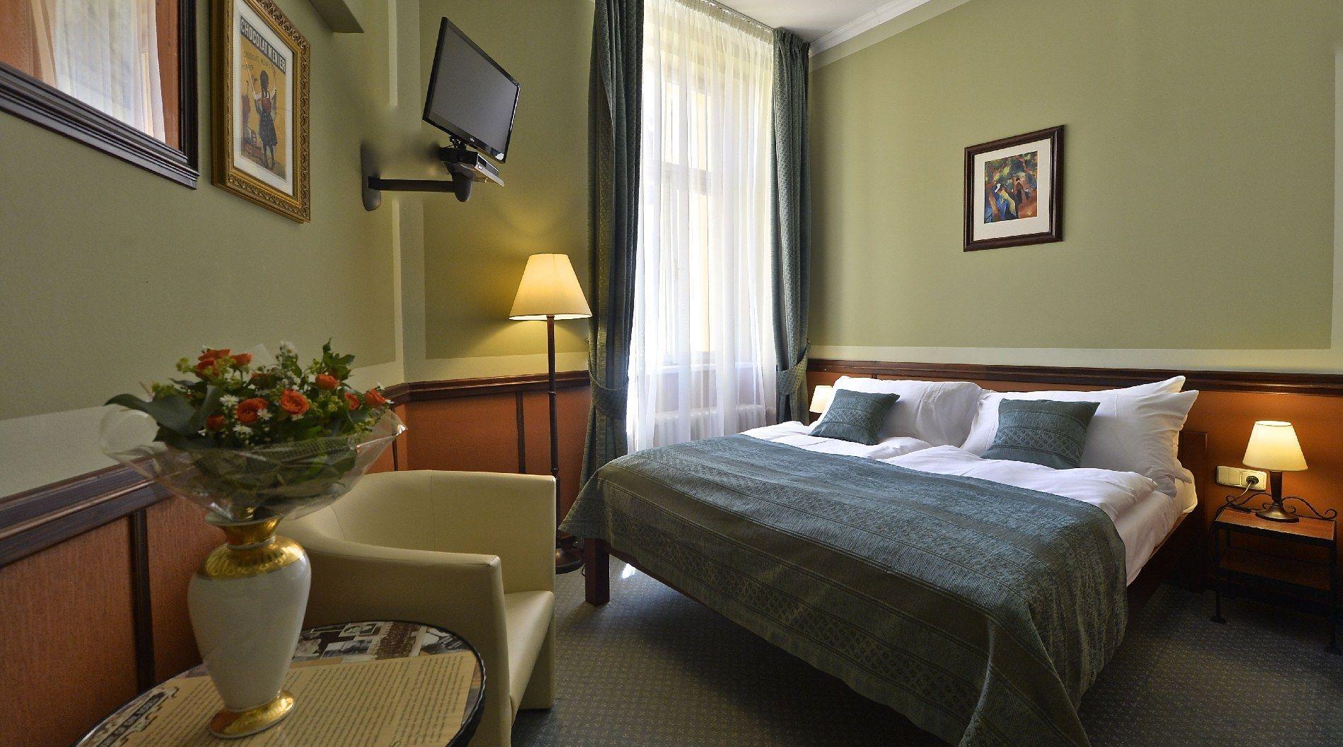 Room Best Hotel Hastal Prague Old Town