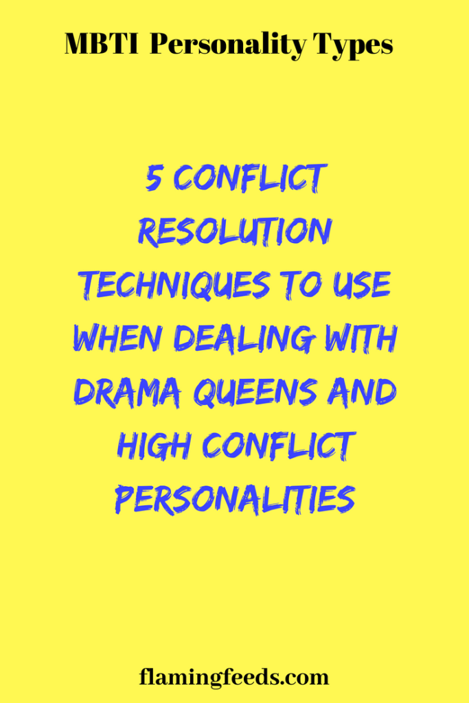5 Conflict Resolution Techniques to Use When Dealing with