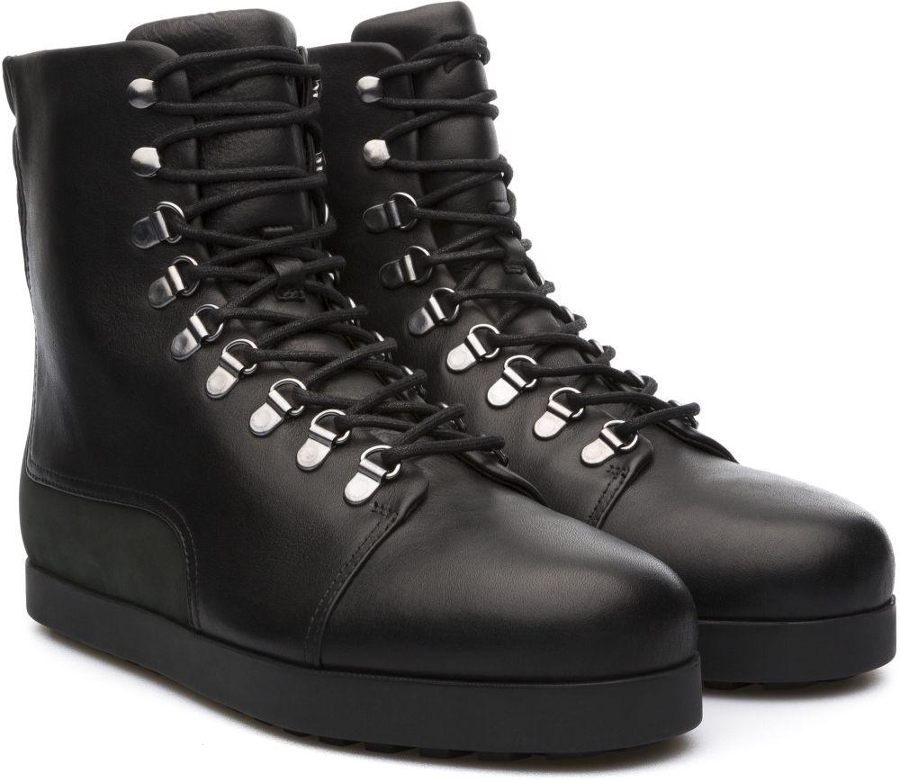 Stiefel VENEZIA 8084 (Schwarz Leder)
