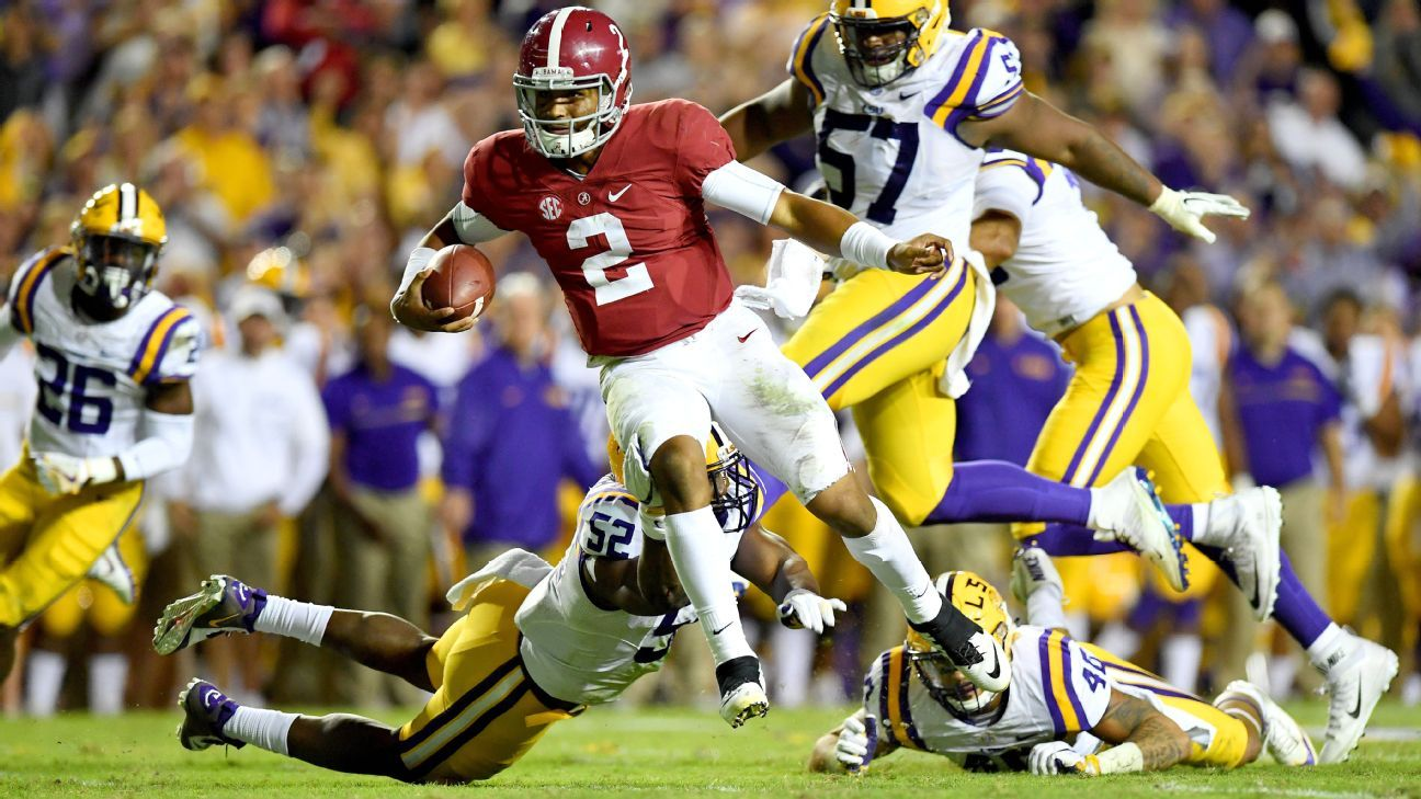 Bama makes its point by shutting down lsu again usa