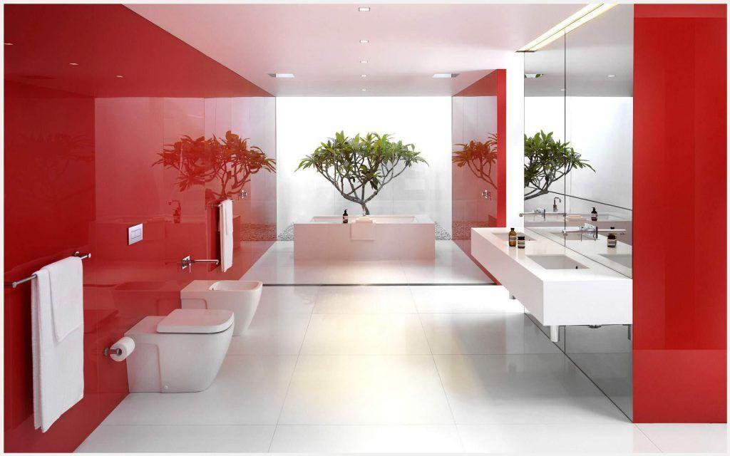 Modern Bathroom Interior Wallpaper modern bathroom