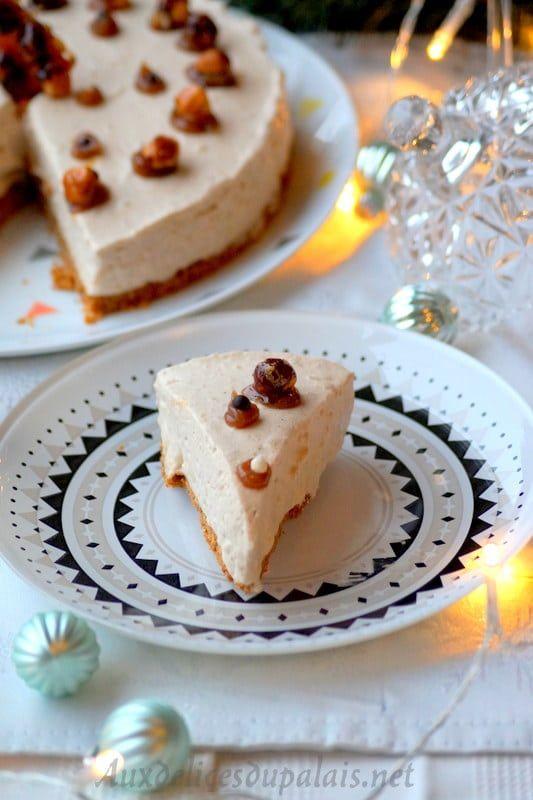 Cheesecake à la crème de marrons | Recette cheesecake ...