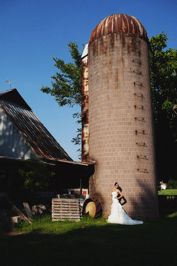 Country Bridal Glam