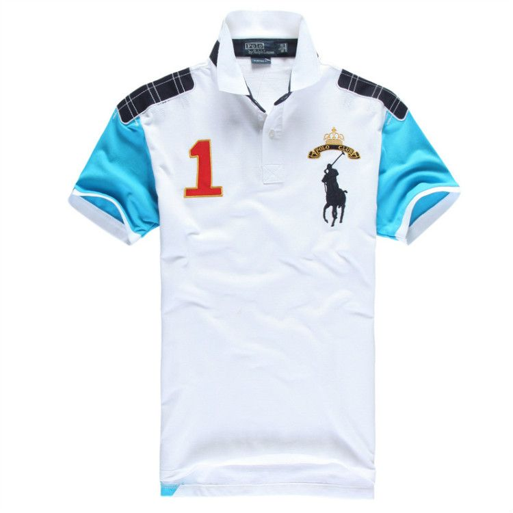 Polo Ralph Lauren Flag 1 White T-Shirt  35.0. Save  70% off. Model   T-Shirt-004. a984c4c374707