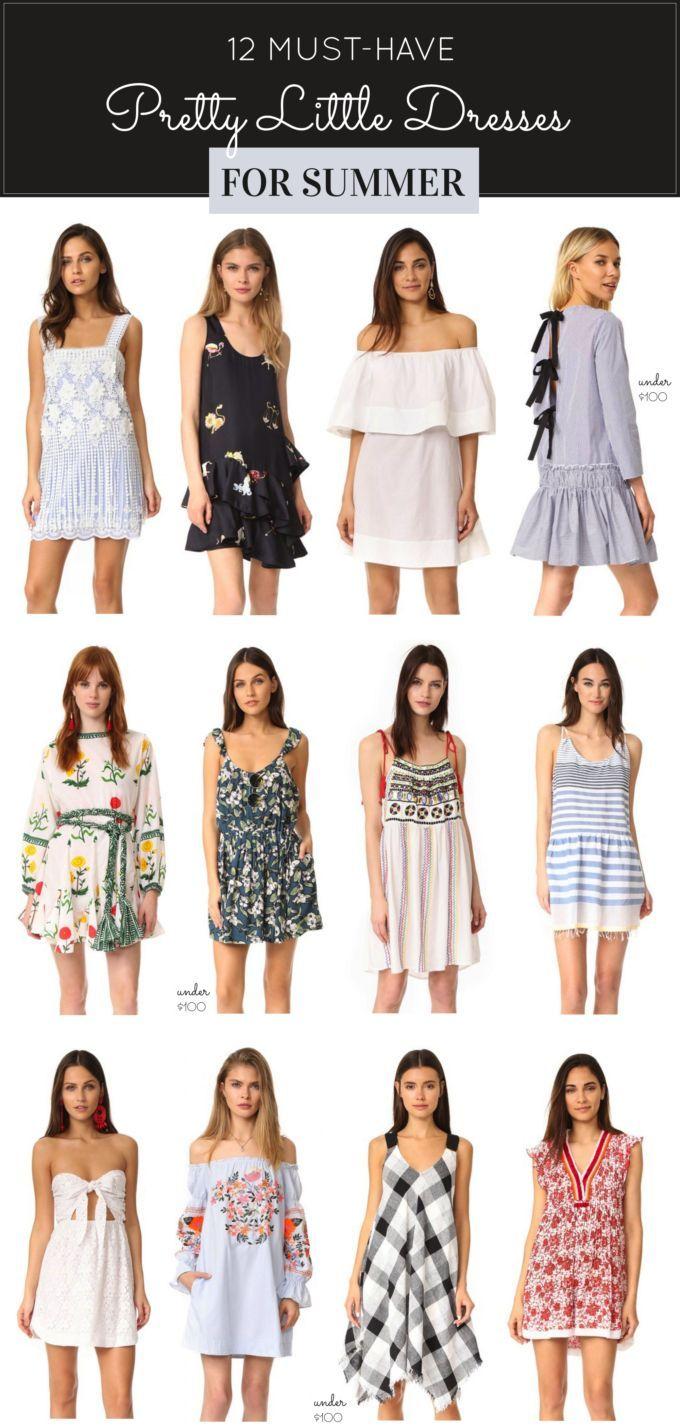 5d8e2d6a 12 Pretty Little Summer Dresses | dresses for summer | summer dresses |  summer fashion | summer style | fashion for summer | style ideas for summer  | warm ...
