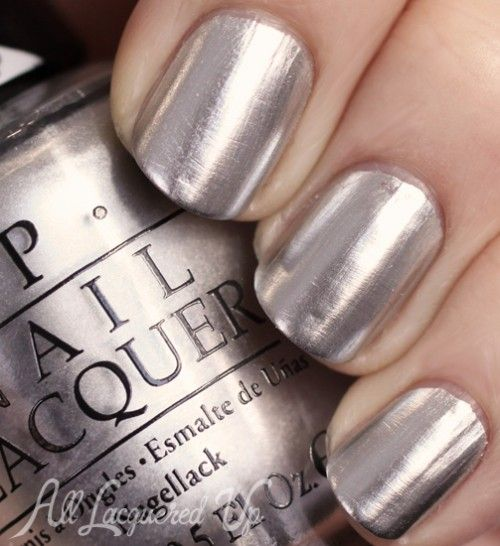 OPI Gwen Stefani Nail Polish Collection Swatches Review Shown Push And Shove