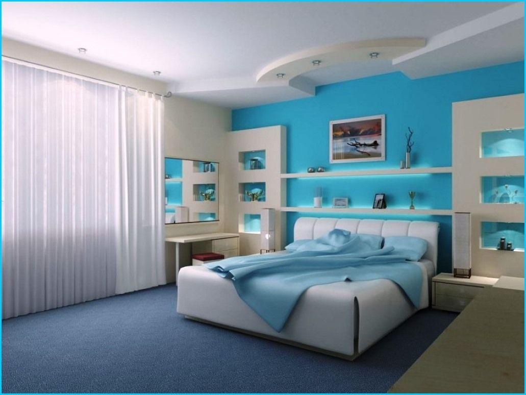 Room bedroom designs couples ligt blue