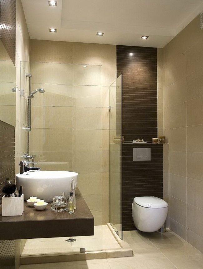 10 Trucos de diseño para un cuarto de baño pequeño | Interiores ...